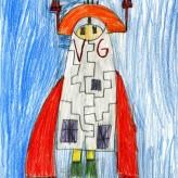 UNA AVENTURA GELATINOSA por Gonzalo Romero – 10 años