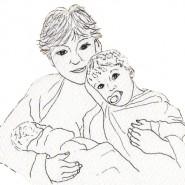 La leche materna lo más natural
