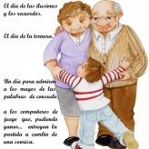 Hoy es el Día Internacional de los Abuelos