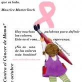 19 de octubre – Día Contra el Cáncer de Mama