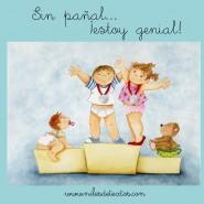 SIN PAÑAL, ESTOY GENIAL!!