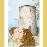 La magia del primer beso