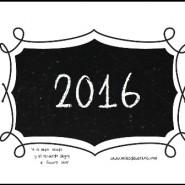 Un cuento de Año Nuevo