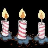 El cumpleaños de Nico