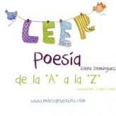 """De la """"A""""… a la """"Z"""", en poesía"""