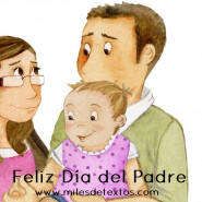 Os felicitamos el Día del Padre con una canción