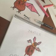 Aprender a dibujar… un murciélago.