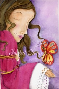 Dama y mariposa... www.milesdetextos.com...