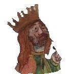El buen rey Dagoberto