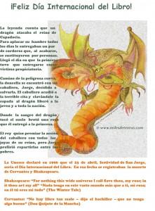 miles e ilu - Sant Jordi