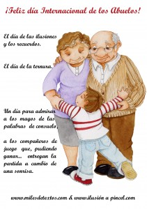Día Internacional de los Abuelos