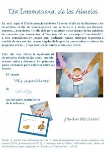 Día Internacional de los abuelos 2
