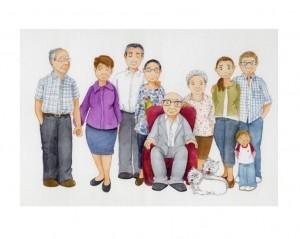 Familia x www.milesdetextos.com