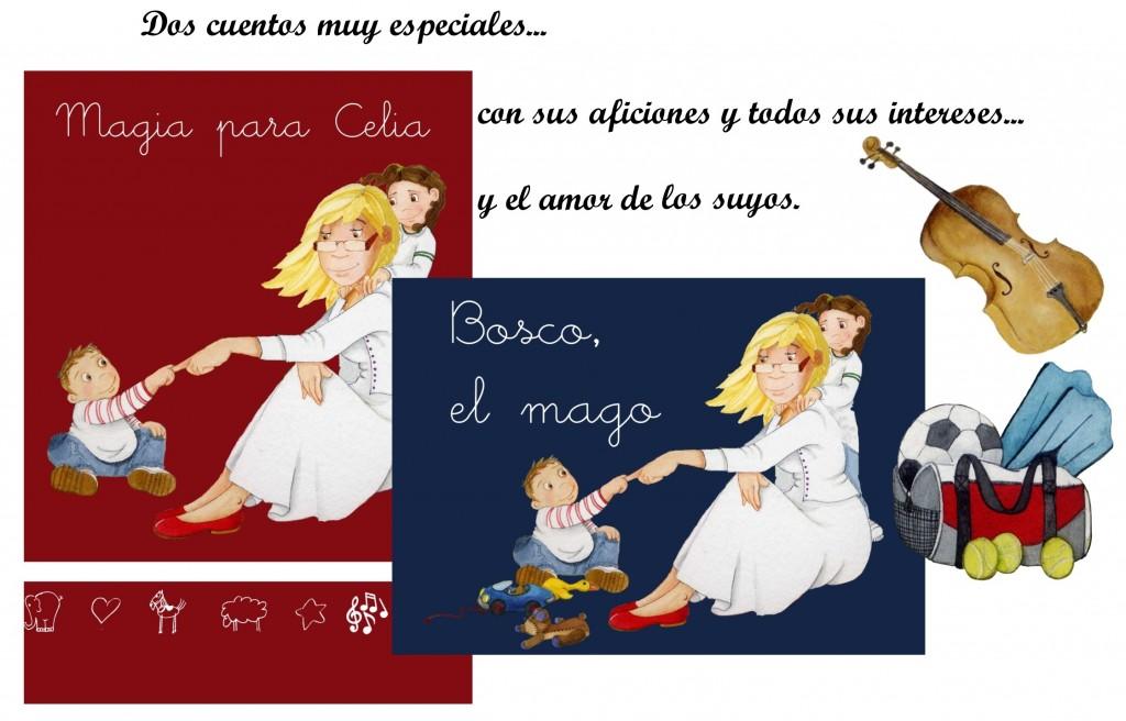 Celia y Bosco