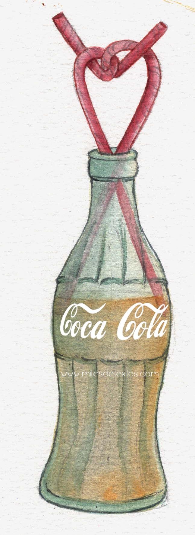 Coca-cola. milesdetextos