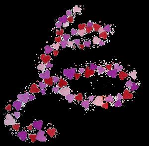guirnalda-corazones