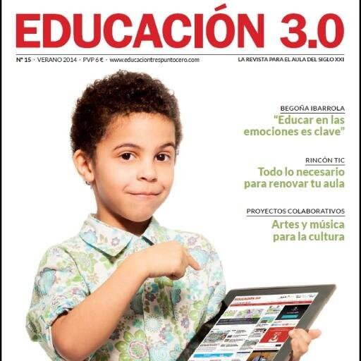 revista educacion3.0