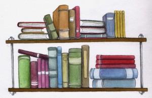 estanteria libros