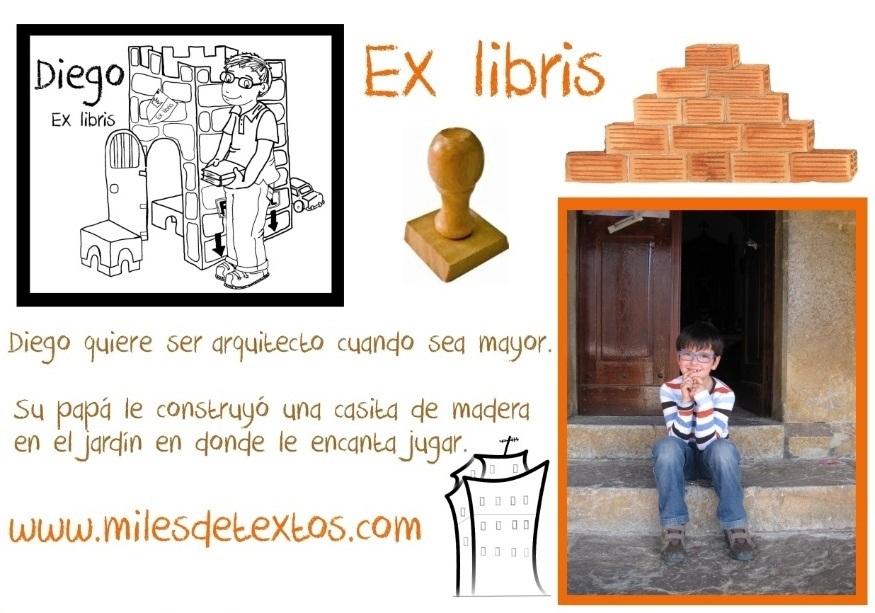 EX LIBRIS Diego