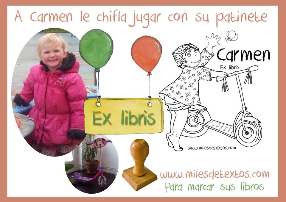 ExLibrisCarmen-fb
