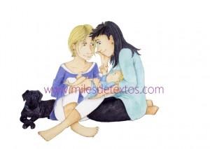Celia y Demel