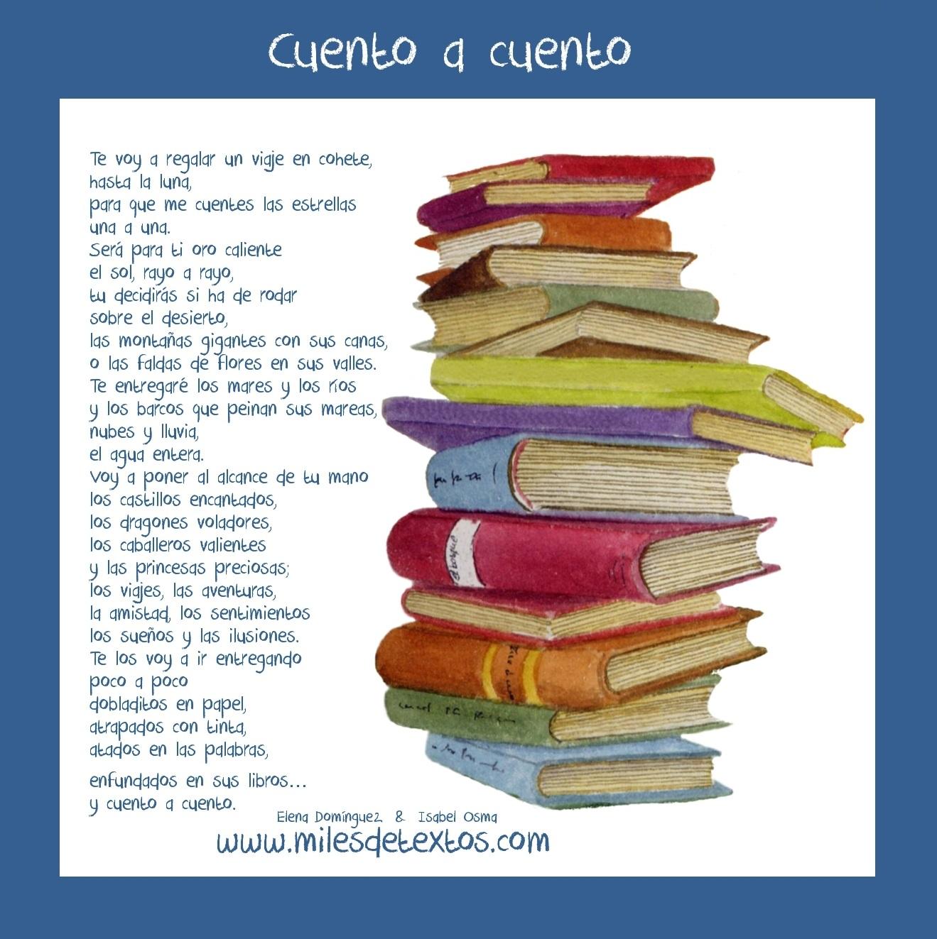 Cuentos. Miles de textos. www.milesdetextos.com. Poesía