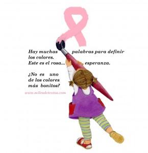 Color rosa esperanza. www.milesdetextos.com..