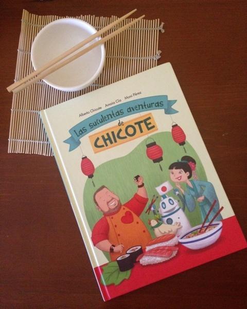 Las suculentas aventuras de Chicote reseñado por Miles de Textos.....com