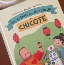 Libro Las suculentas aventuras de Chicote reseñado por Miles de Textos.....com