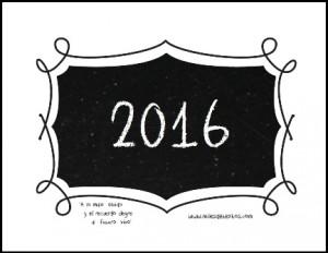 2016 Miles de textos