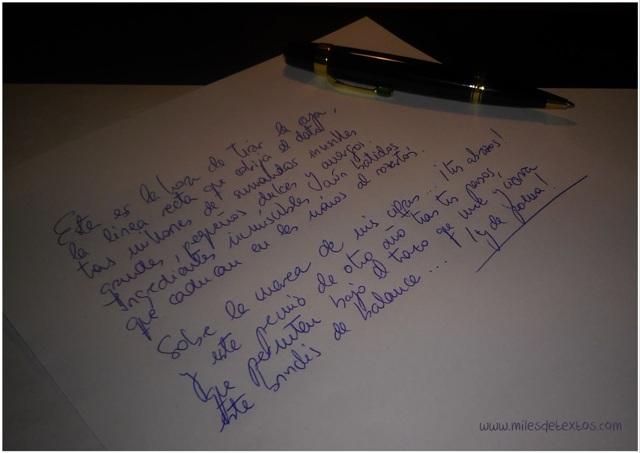 FIN DE AÑO - Poema - www.milesdetextos.com