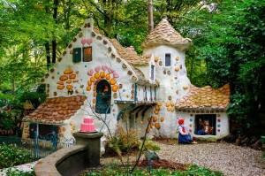 Efteling-Holanda hansell y gretel
