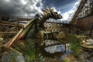 Efteling-dragon