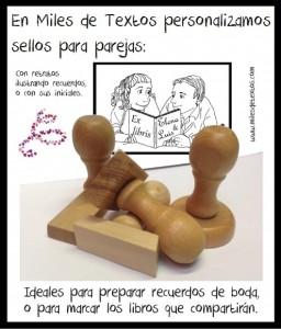 Sellos y Ex Libris, Regalo de San Valentín