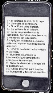 Teléfono movil.  www-milesdetextos.com