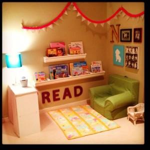 Rincon de lectura sentados1