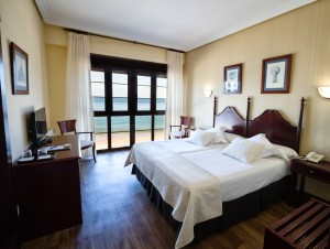 HOTEL RIBADESELLA PLAYA - HABITACIONES