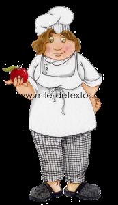 www.milesdetextos.com COCINERA