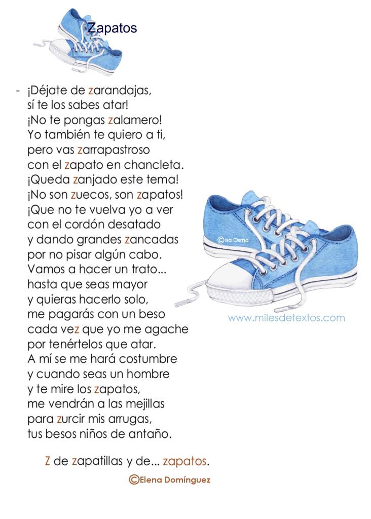 La letra Z www.milesdetextos.com - Elena Domínguez